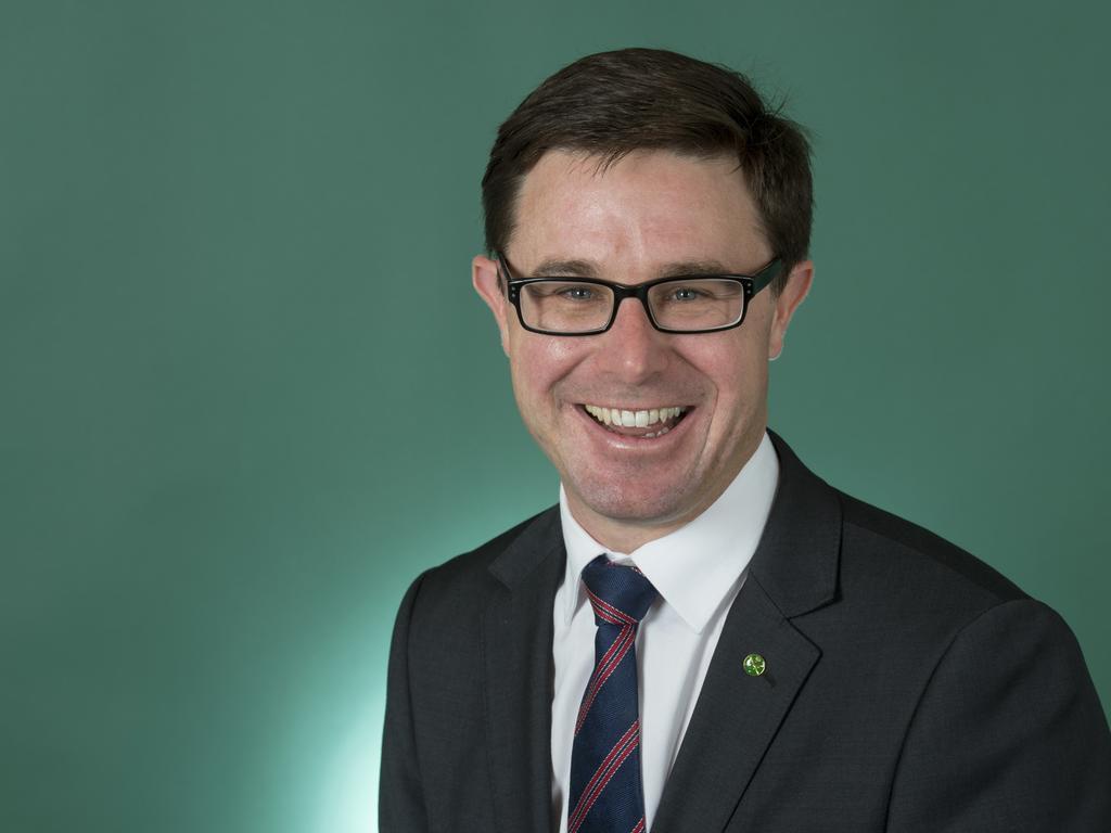 David Littleproud MP Federal Member for Maranoa. Photo: David Foote
