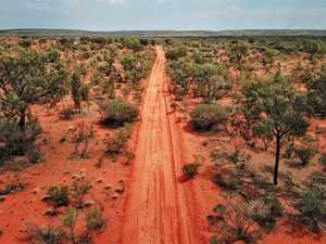 Man lost for almost two days in the outback found alive