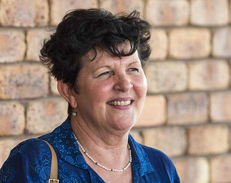 Nancy Sommerfield. Picture: Kevin Farmer