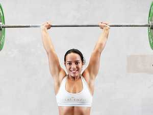 Teen powers to top ranking chasing CrossFit dream