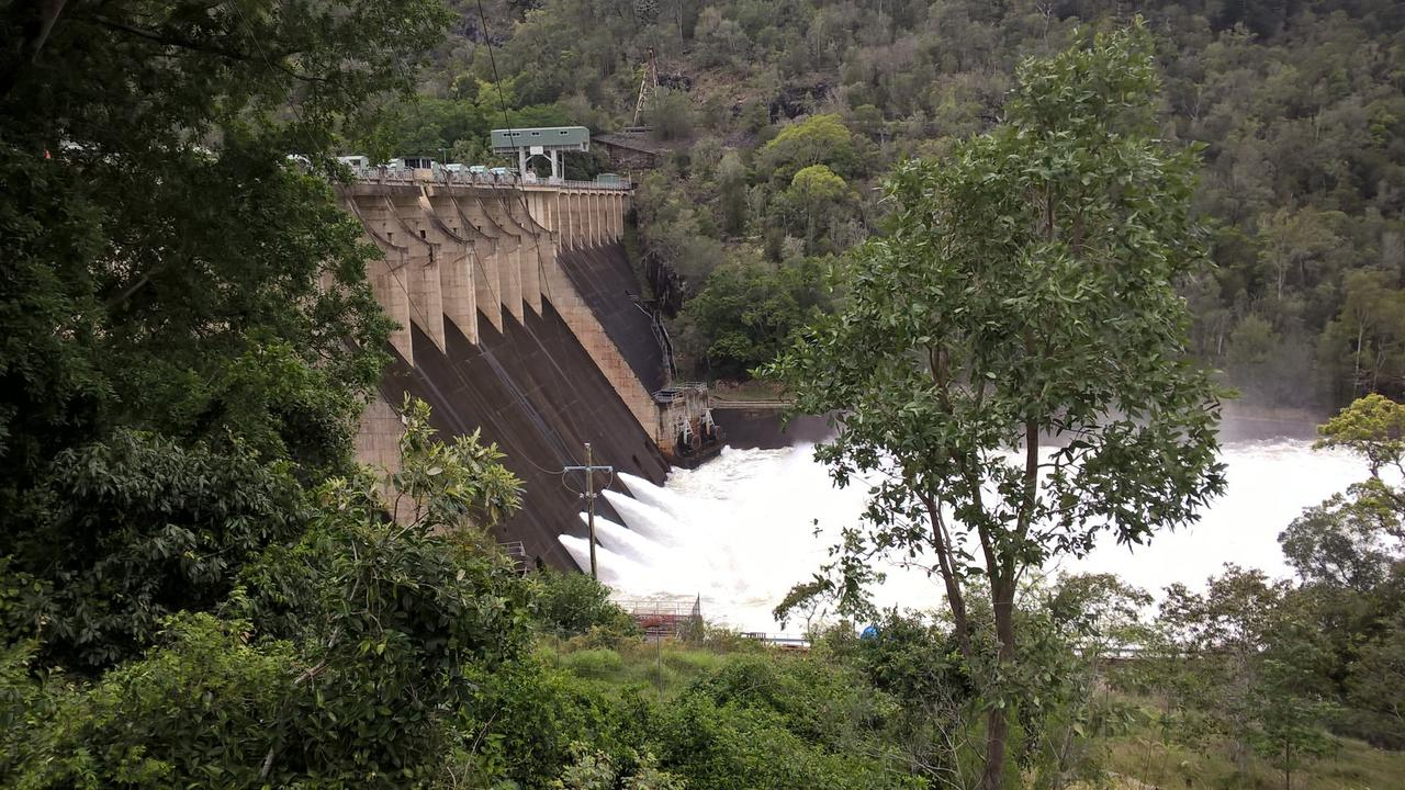 Seqwater has opened the sluice gates at Somerset Dam following recent heavy rain in the catchment. The water will top up Wivenhoe Dam.