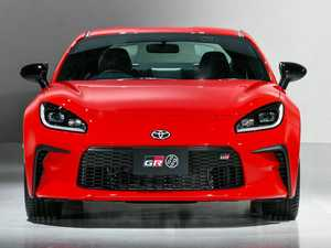 More grunt for new Toyota 86