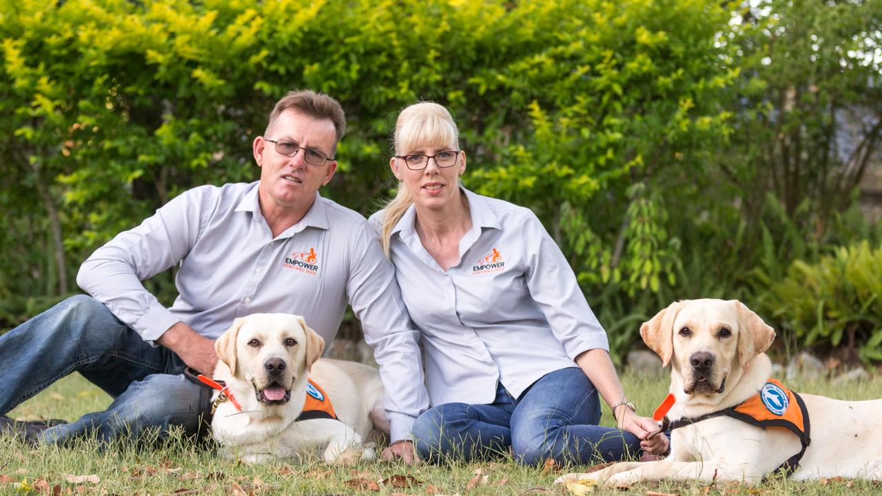 Tracey and Craig Murray train dogs but have no links with terrorism.