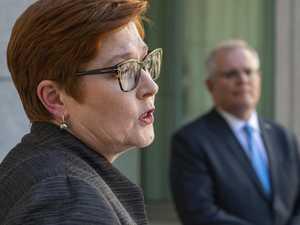 ScoMo's women's cabinet boast