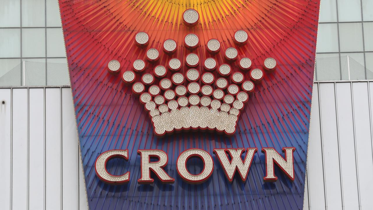 Crown Resorts is the subject of a conditional takeover offer from Blackstone. Picture: NCA NewsWire / David Crosling.