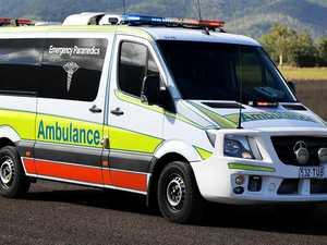 Two hurt in crash on Gympie region highway