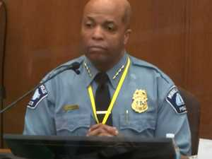 Damning testimony from police chief