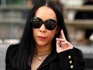 Lawyer's partner heard sniffing coke on tape