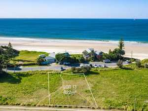 Jaw-dropping price set for Byron Bay block