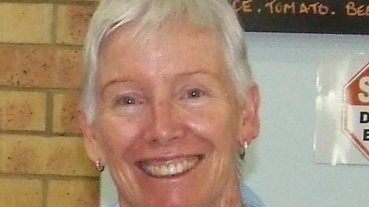 Sue Pollitt.