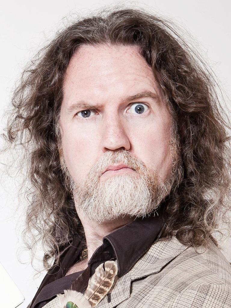 Comedian Dave Callan.
