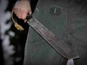 Armed robbers threaten woman with machete at Byron club