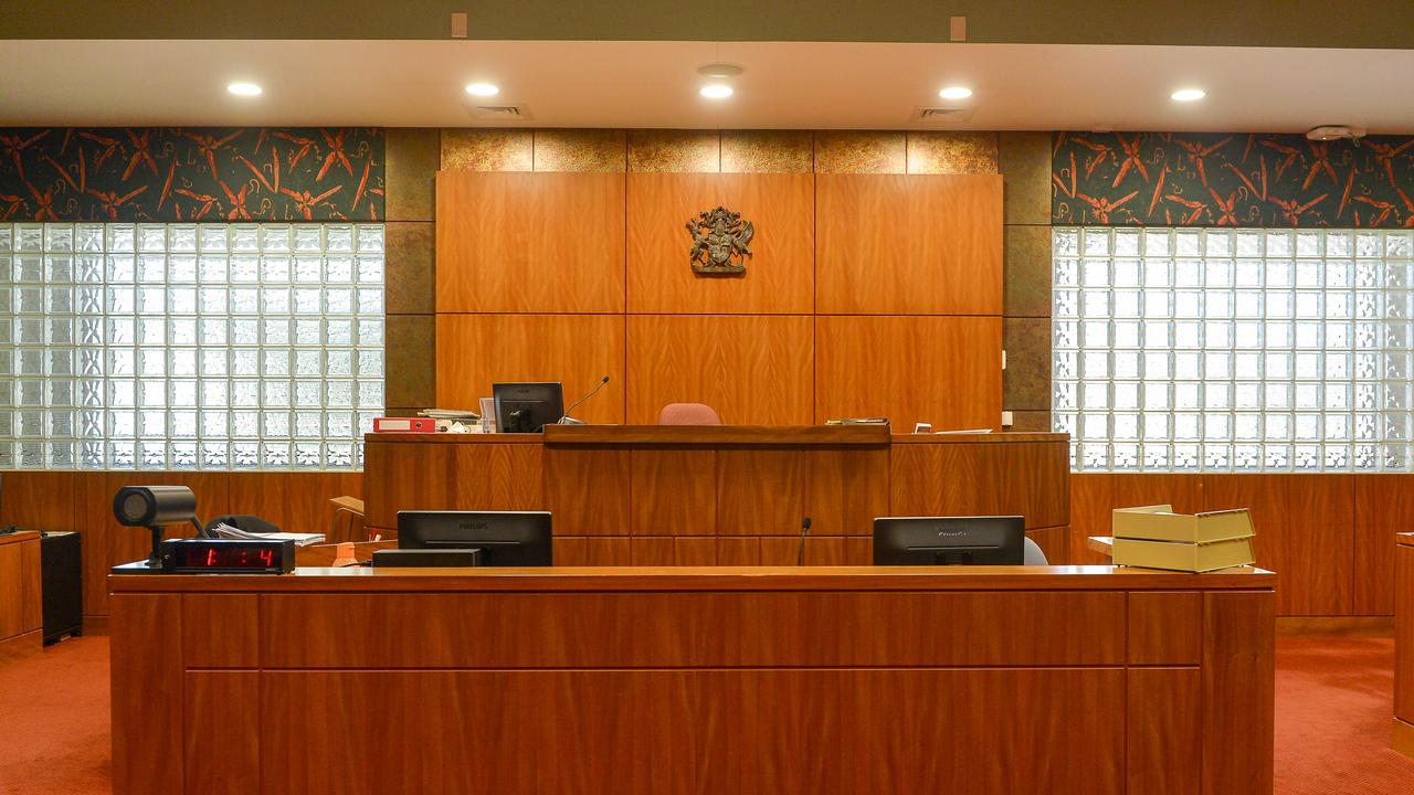 A Gladstone man appeared via video link in the Gladstone Magistrates Court and pleaded guilty to several charges which revolved around a Rocky pub fight melee.