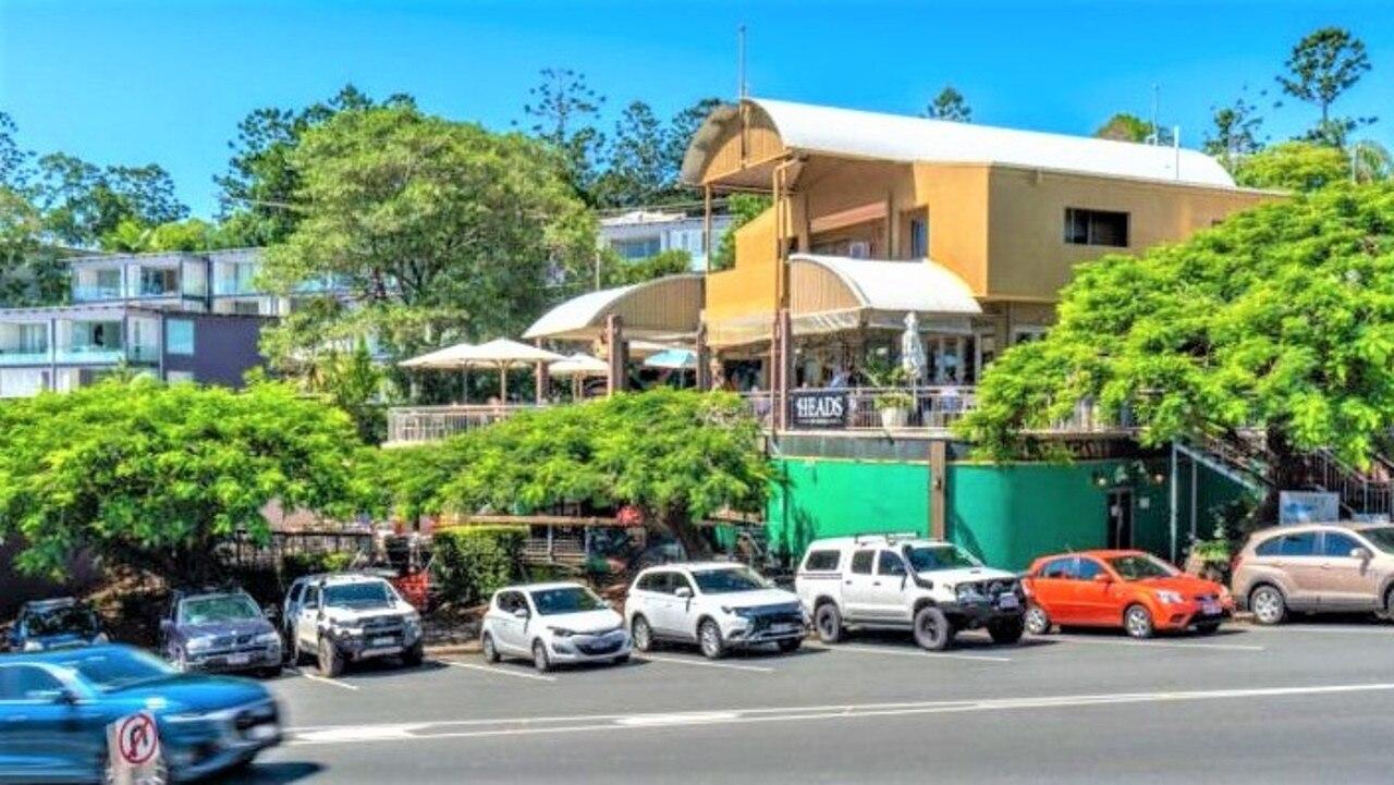 One of Noosa's landmark properties, the Noosa reef Hotel, is set to change hands this month.