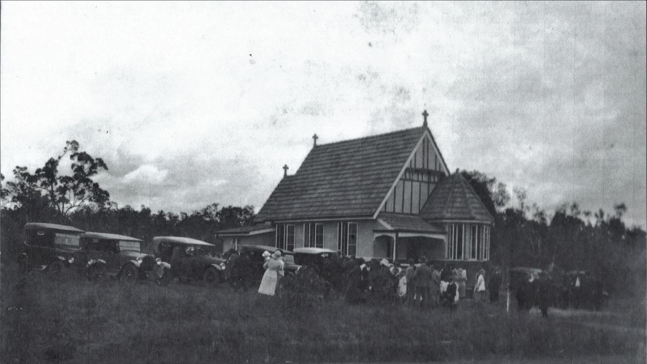 The church was established in 1924 and is situated in the centre of Rosedale on a sloped, 4003m allotment. Â