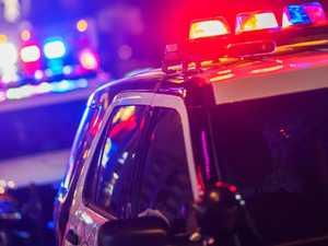 Police find wad of cash, drug pipe in hidden compartment