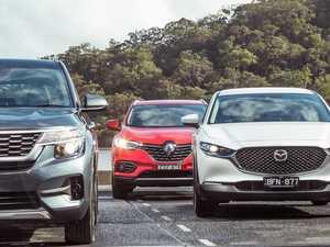 Australia's most popular cars revealed