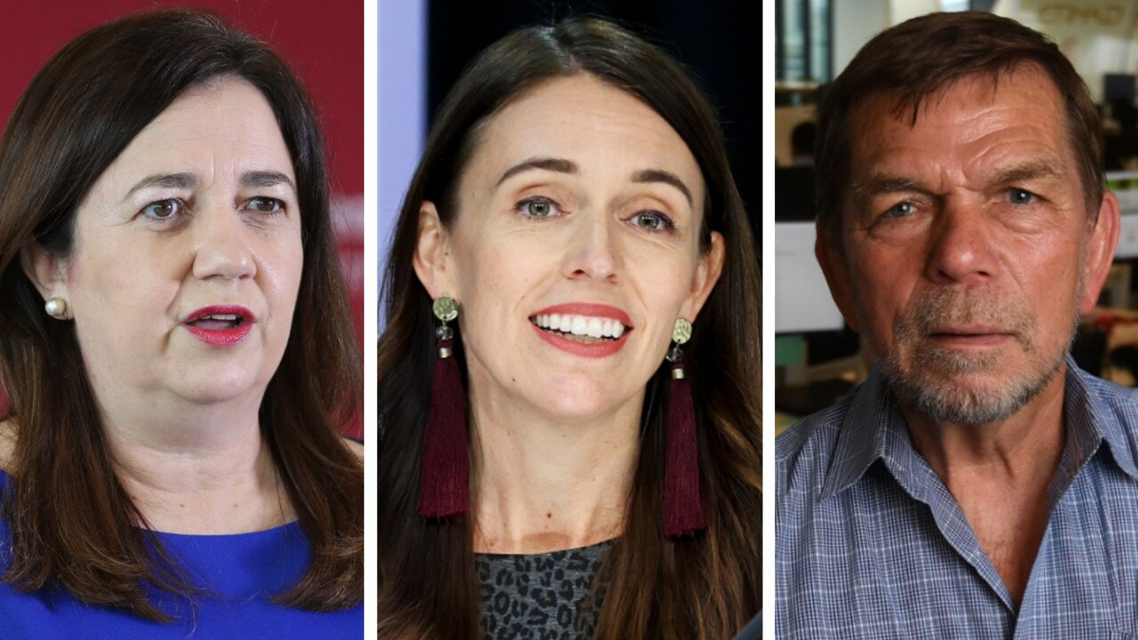 Premier Annastacia Palaszczuk wants the NZ Prime Minister to visit Queensland, but the state's top travel baron would rather she go elsewhere.