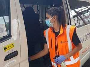 Free temporary vehicle sanitisation stations open