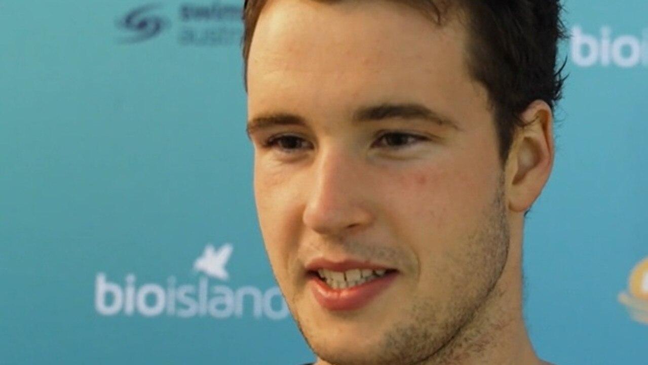 USC Spartan Benjamin Hance won the Men's 100m Backstroke Multi-Class at the Australian Multi-Class Swimming Championships.
