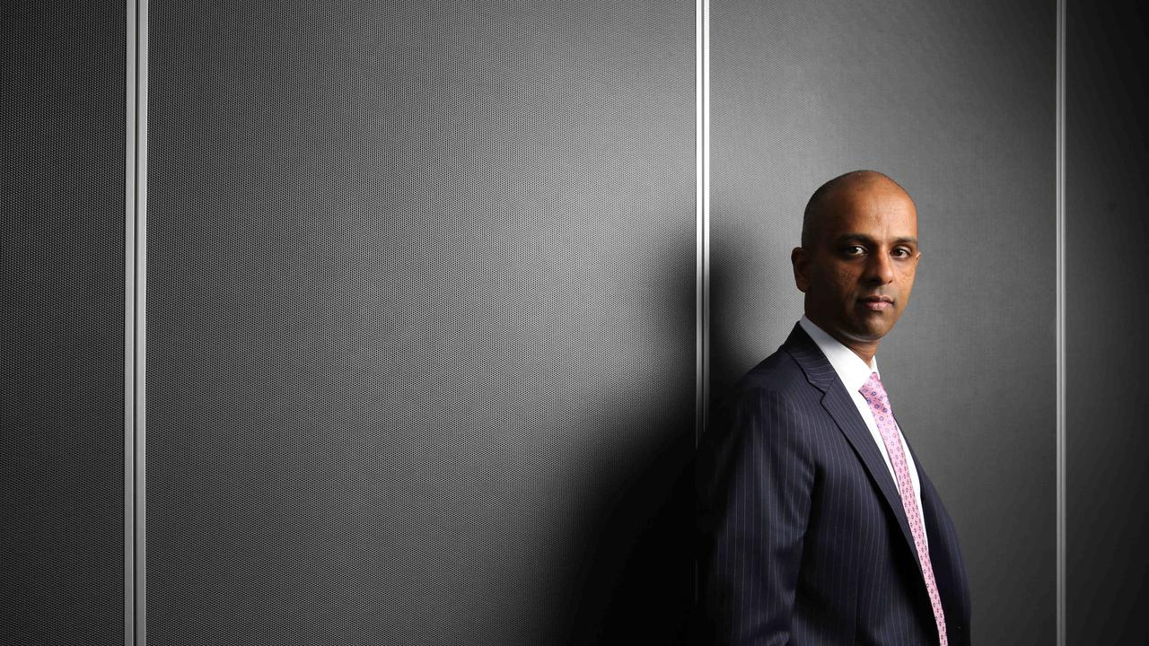 Maurice Blackburn lawyer Giri Sivaraman. Picture: David Kelly