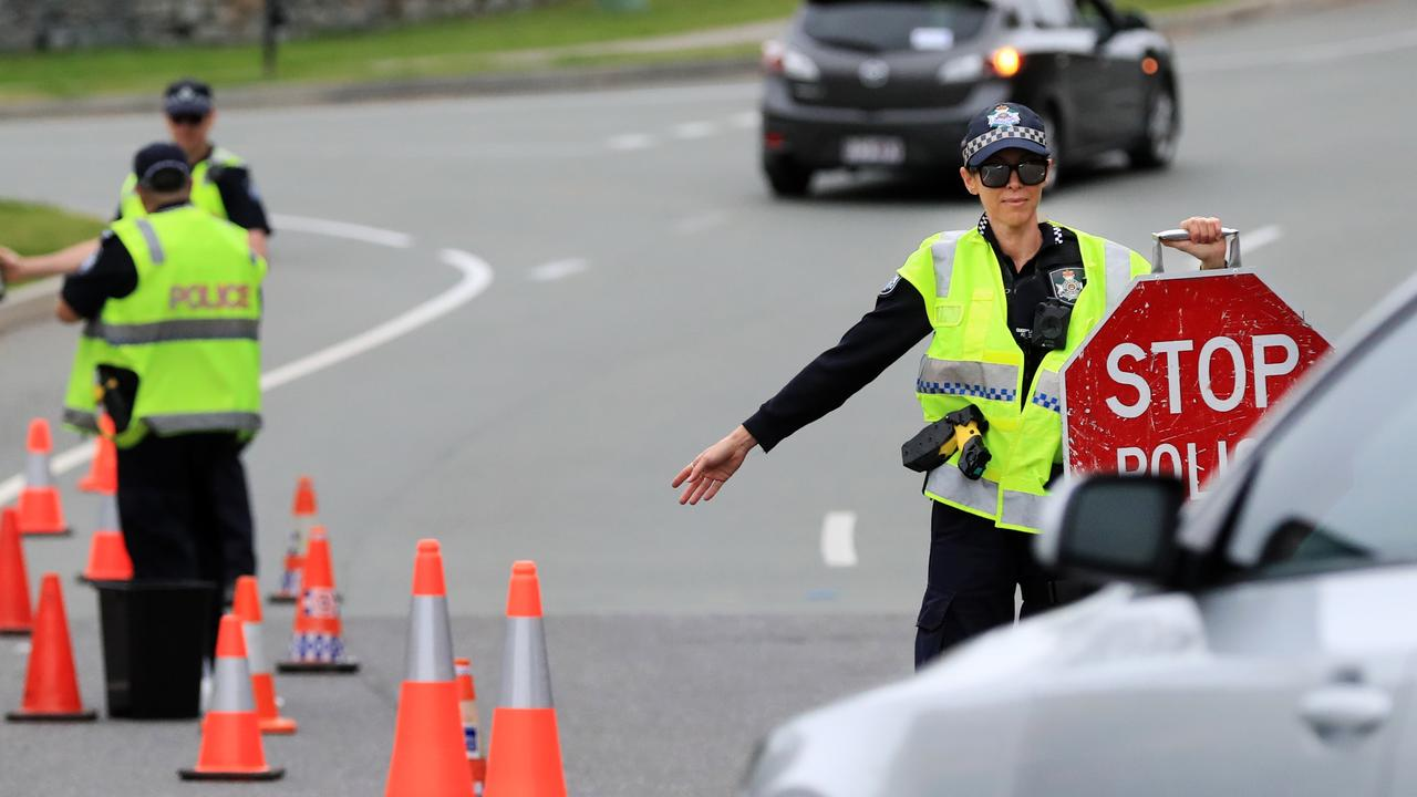 """Police issued only 34 tickets for """"fatal five"""" offences on Gympie's roads during the four-day Easter break. Photo Scott Powick Newscorp"""