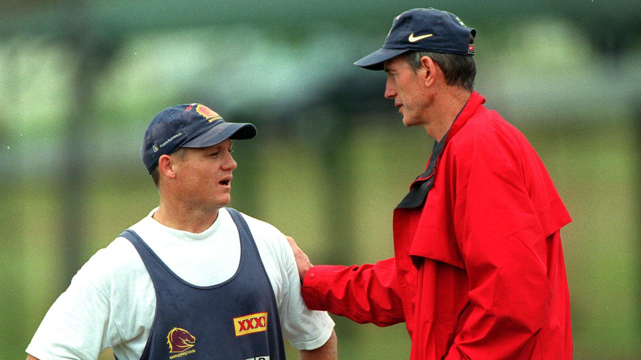 Kevin Walters has always valued Wayne Bennett's care for his players.