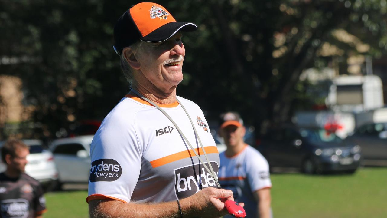 Wests Tigers trainer Ronnie Palmer will also feature in the documentary.