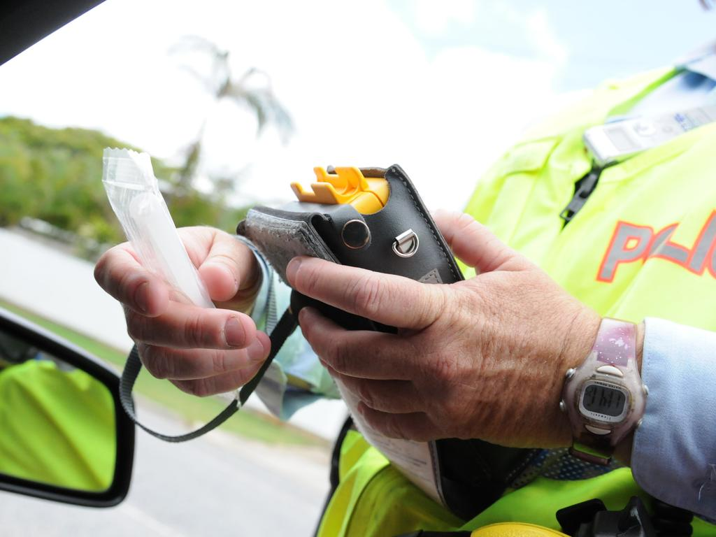 A Booie man will face court after police caught him driving more than five times over the legal alcohol limit. File Photo.