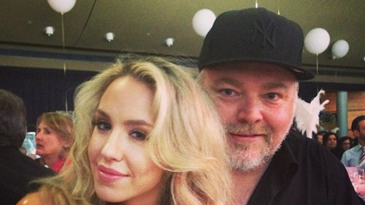 In a rare, candid new interview, Kyle Sandilands has finally provided insight into his split from long-term girlfriend Imogen Anthony.