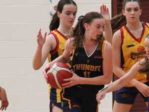 REPLAYS: Basketball Qld u16 Girls semi finals