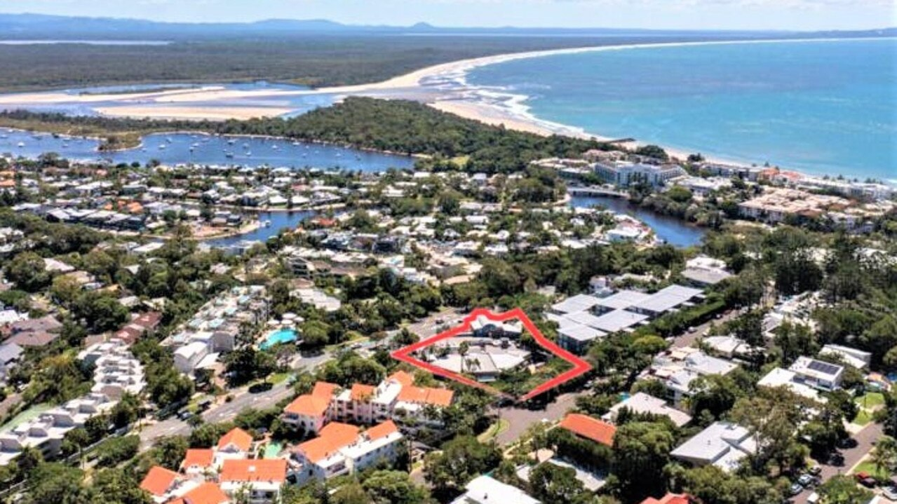 The Noosa Reef Hotel is expected to draw strong investor interest when it goes to auction on April 27.