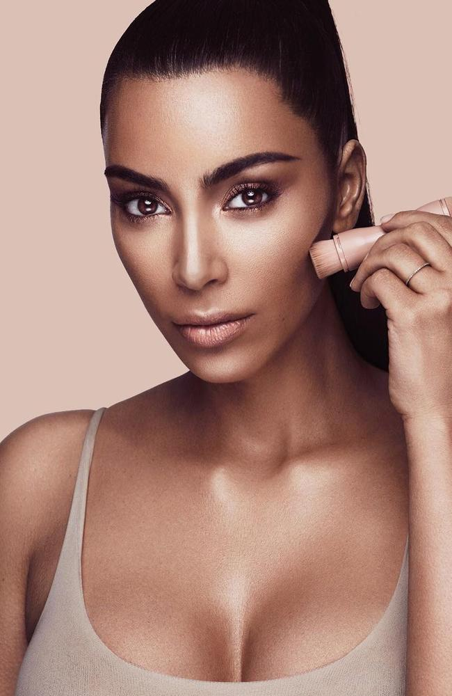 KKW Beauty launched in 2017.