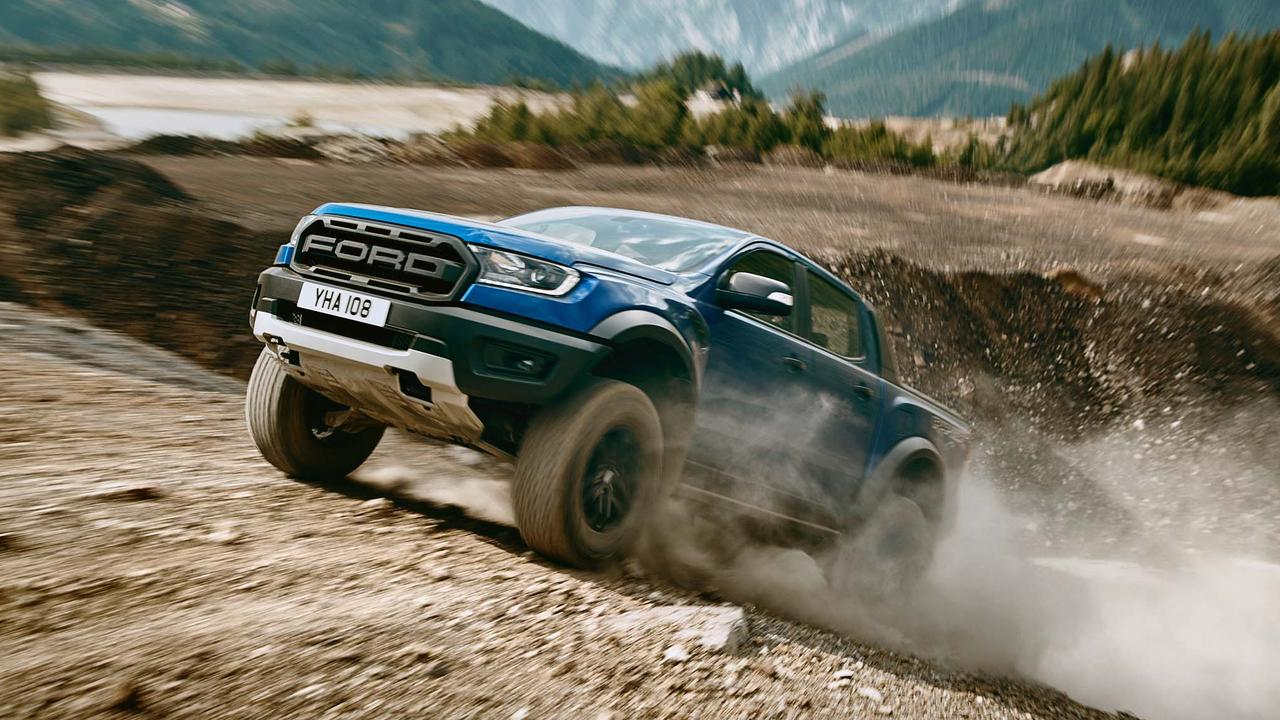 The Ford Ranger accounts for about two in three of Ford's sales.