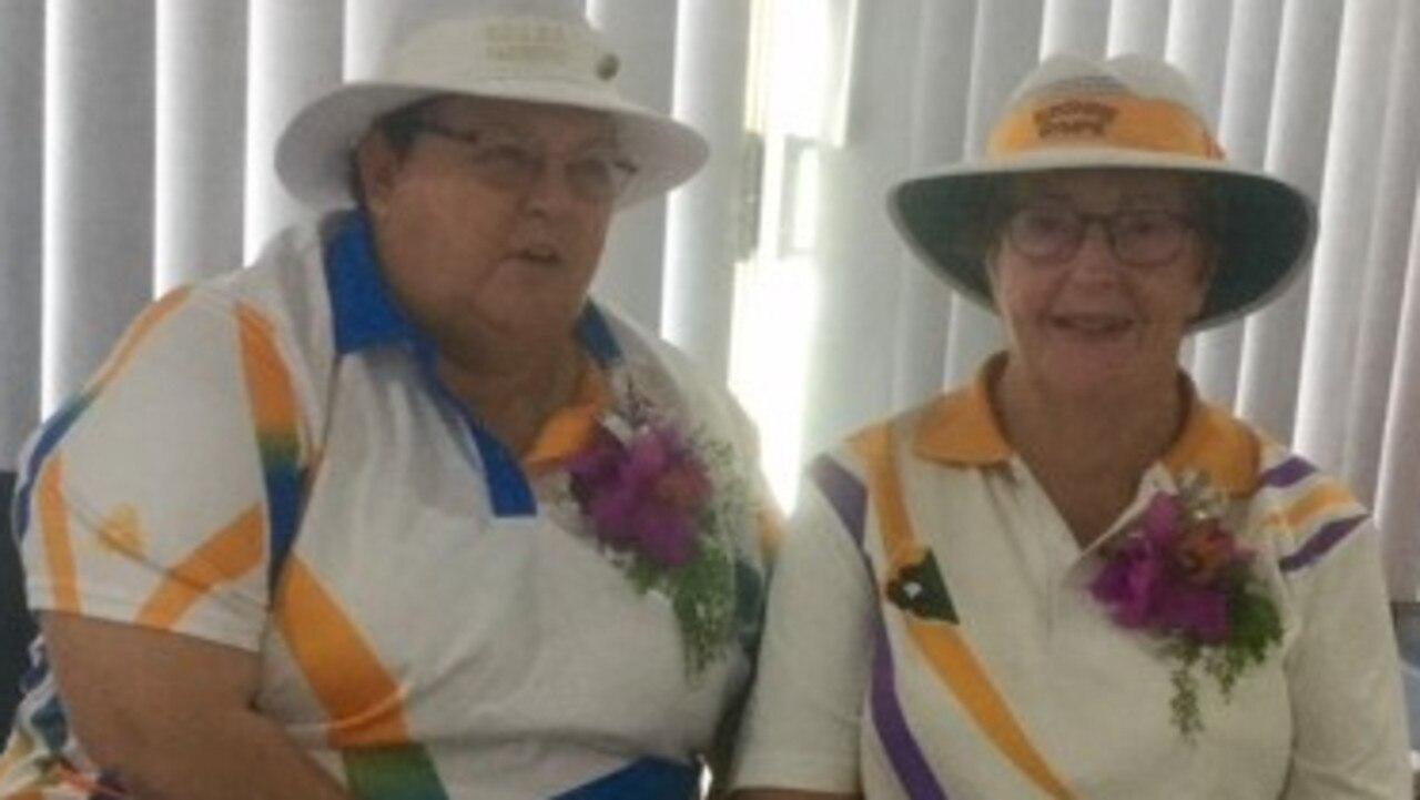 District President Janelle Westlake and Sunshine Ladies President Ruth Stephan.