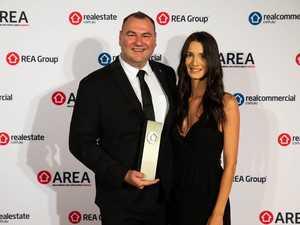 Industry trailblazer: Coast agent's national award