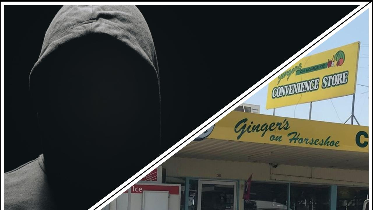 A 17-year-old Gympie boy has been placed on probation after being convicted of violence crimes, including armed robbery of Gingers corner store on Horseshoe Bend.