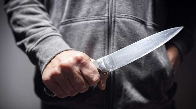 Drunk visitor stabs victim, ploughs through front fence at M'boro
