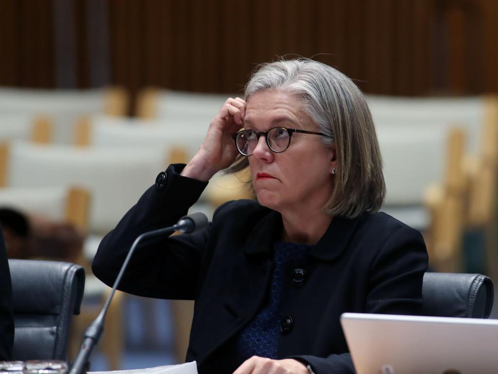 ASIC deputy chair Karen Chester says it will take action when potential breaches of law are identified. Photo: Gary Ramage
