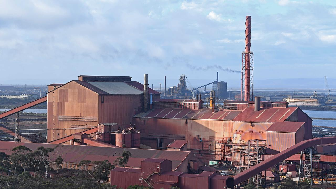 Morrison government confirms it is working on a back-up plan to keep Sanjeev Gupta's Whyalla steelworks afloat.