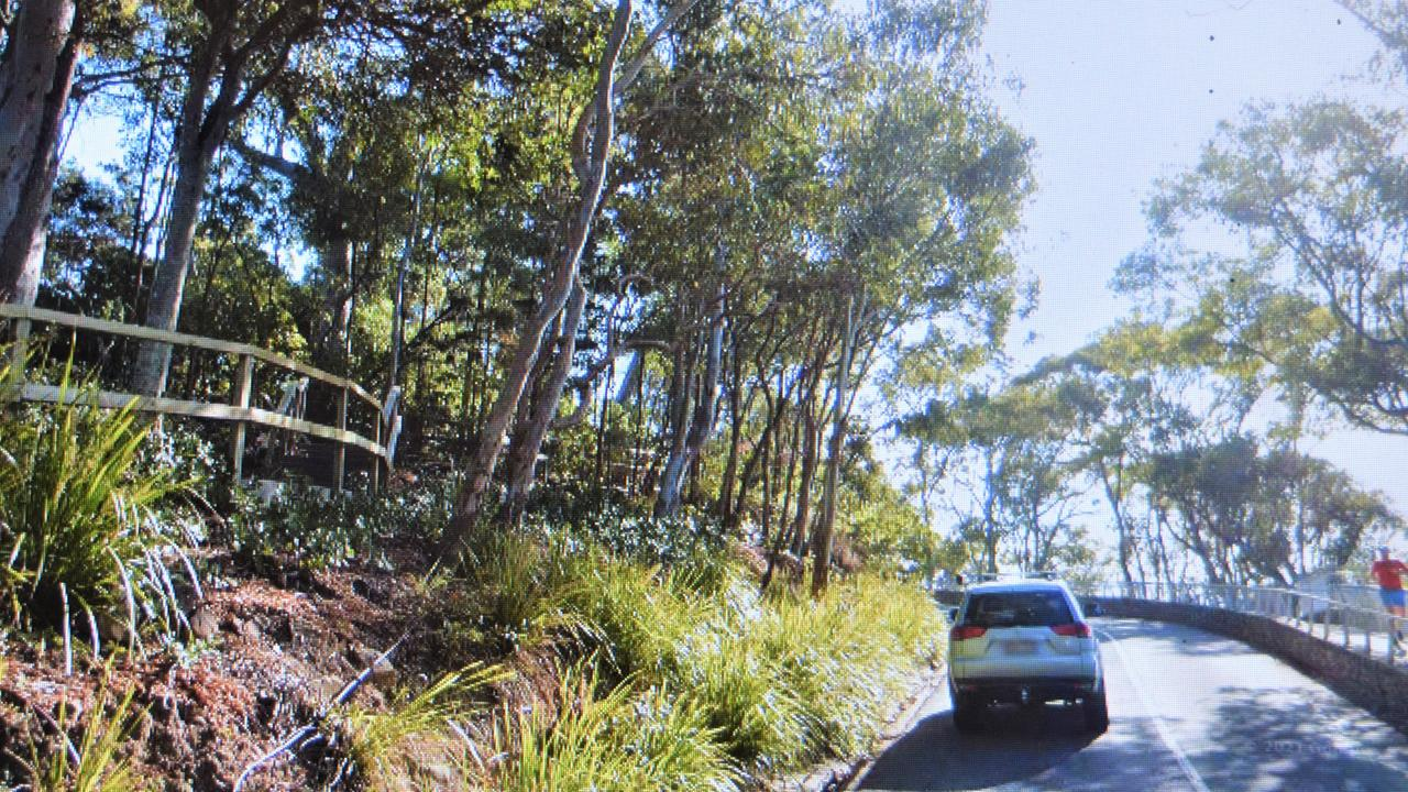 A tale of a two pathways along Park Road in Noosa - one is going to cost ratepayers $100,000 plus whether it stays or is ripped up.