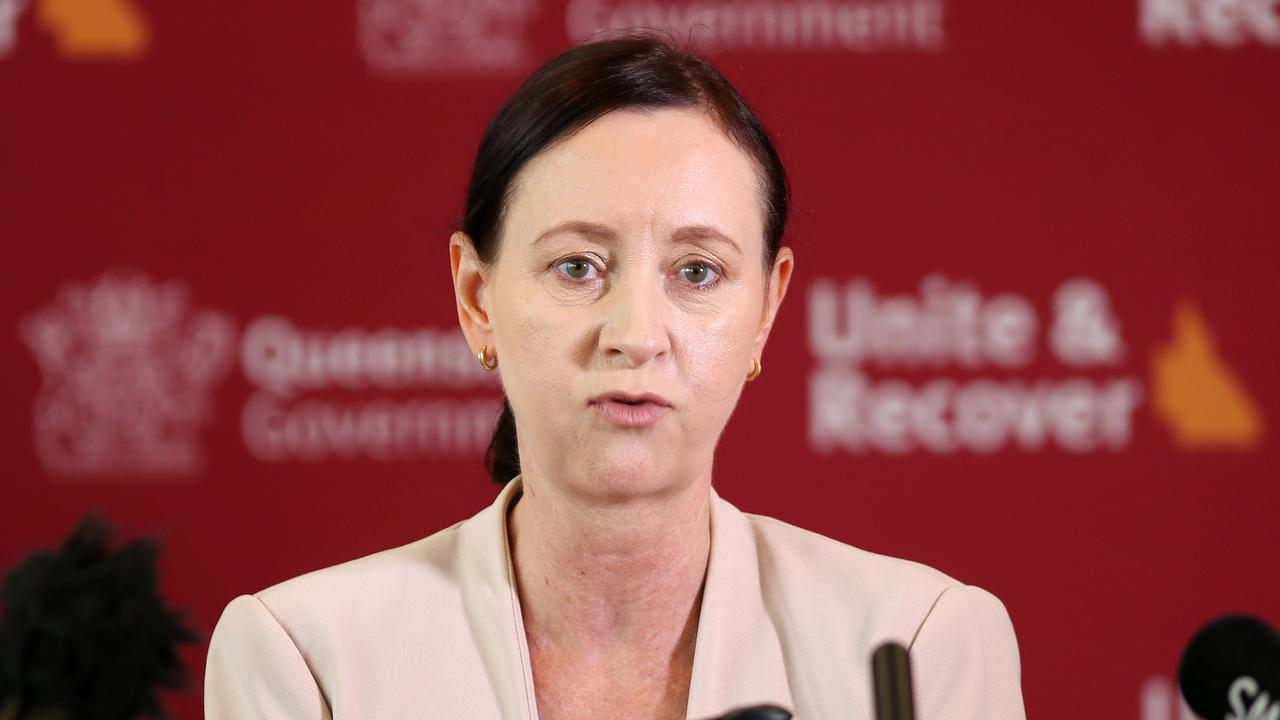 Health Minister Yvette D'Ath Picture: Tara Croser.