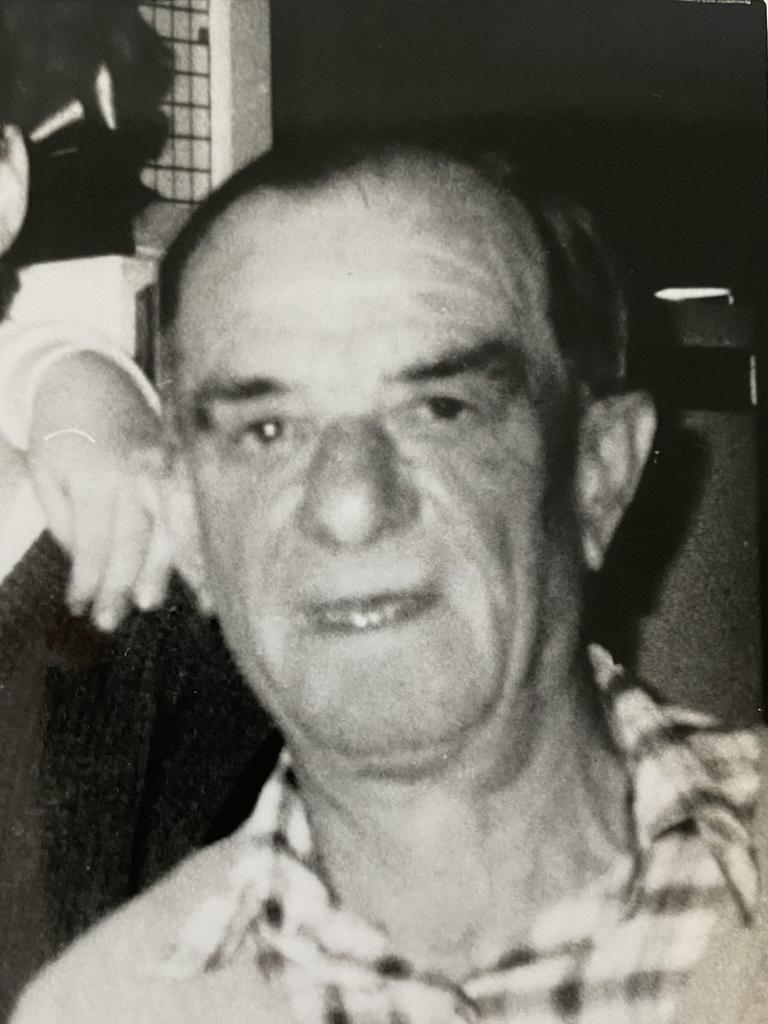Ronald Swann.