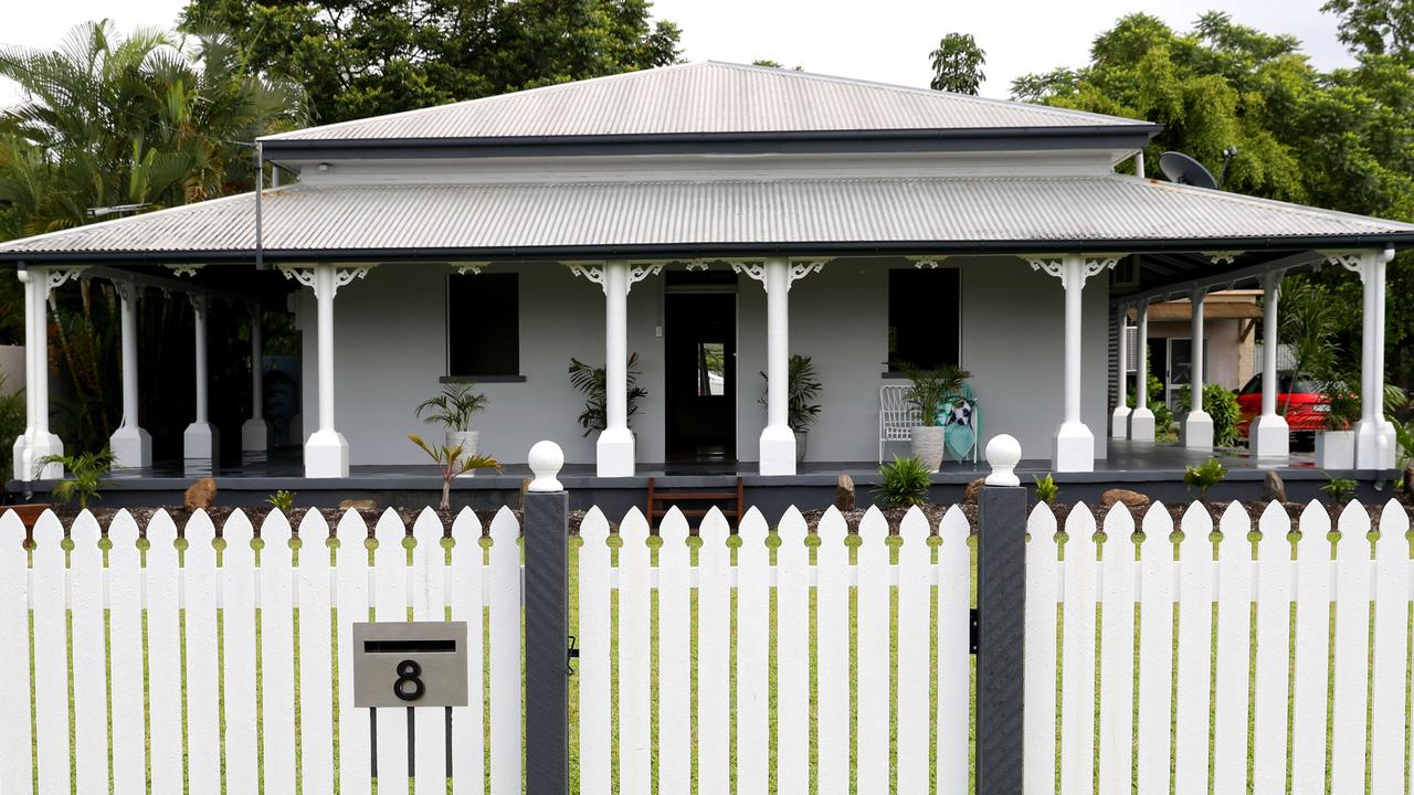 Brisbane house prices have soared by 245 per cent in the last 30 years. Picture: Marc McCormack