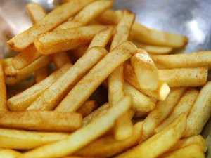 Huge compo claim over cafe chip slip