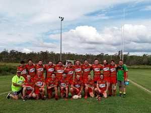 Brisbane Valley team back for new Ipswich footy season