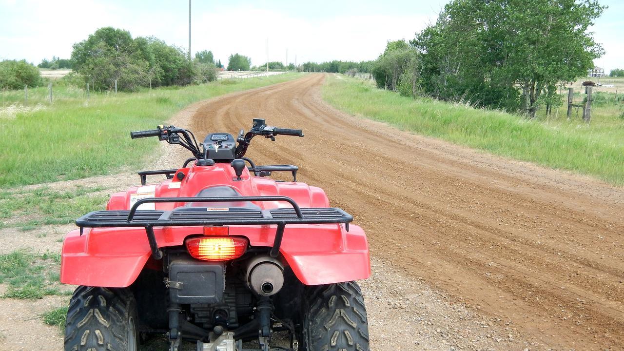 The quad bike crash occurred on a private property in Barcaldine. Picture: iStock