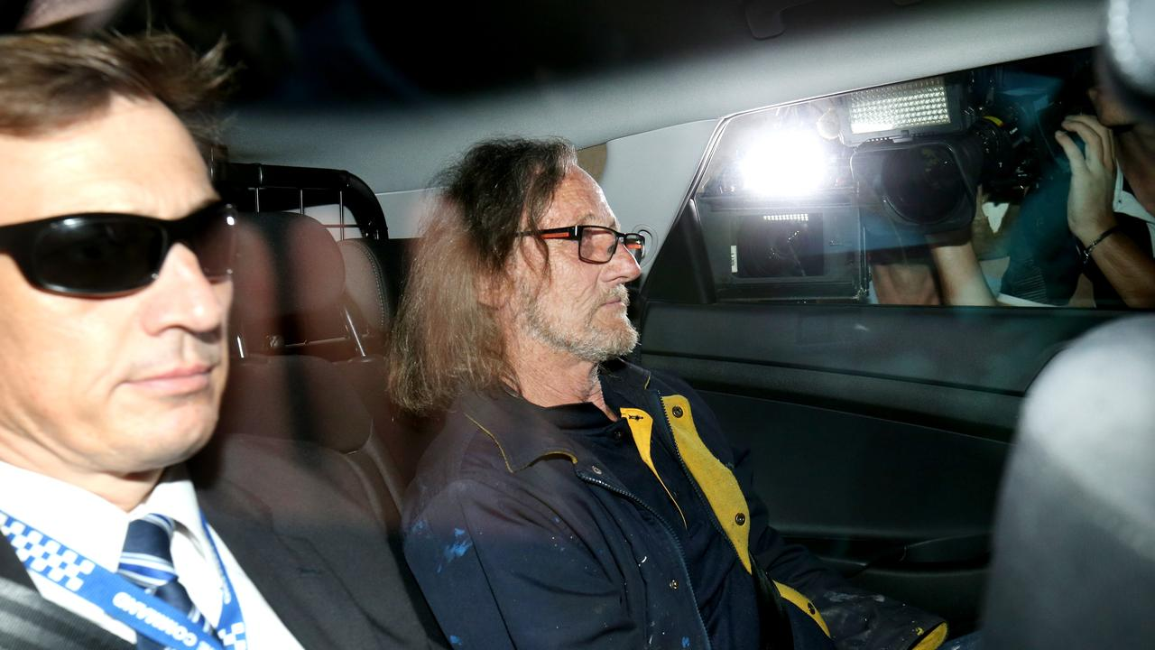 Philip Michael Stearman was extradited to Queensland from Tasmania after being charged with the murder of Gold Coast inventor Hugo Benscher in 1992. Picture: Steve Pohlner