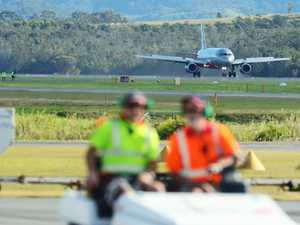 Runway questions raised as Coast jets diverted to Brisbane