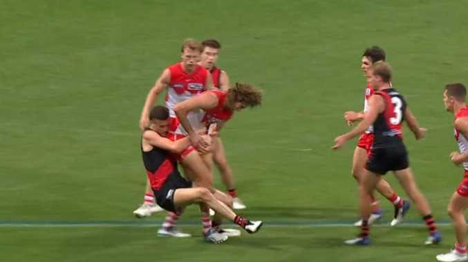 AFL thriller 'ruined' by controversial call